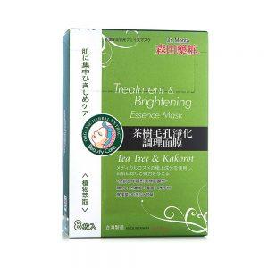 Dr.Morita – Mặt nạ trị mụn tea tree