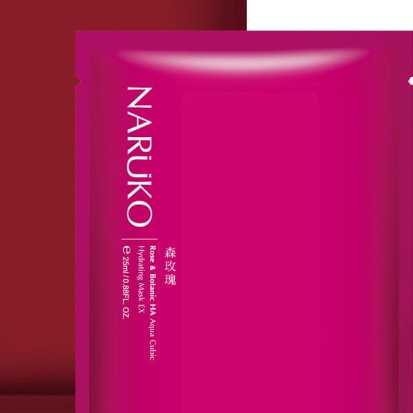 Naruko – Mặt nạ Hoa Hồng Nhung cấp ẩm sâu