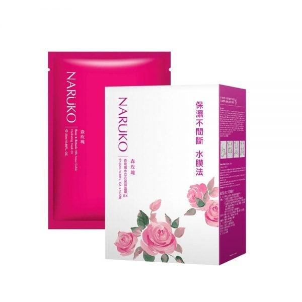 Naruko - Mặt nạ hoa hồng nhung