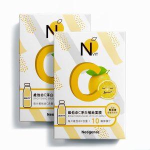Neogence – Mặt nạ trắng da Vitamin C 1