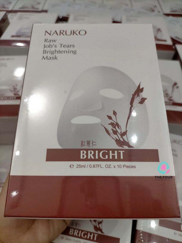 Naruko – Mặt nạ Ý Dĩ Đỏ