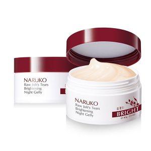 Naruko – Mặt nạ ngủ Ý Dĩ Đỏ sáng da